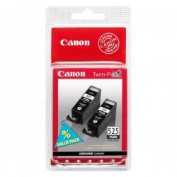 Canon originál ink PGI525PGBK Twin Pack, black, 4529B010, 4529B006, Canon Pixma MG5150, 5250, 6150, 8150
