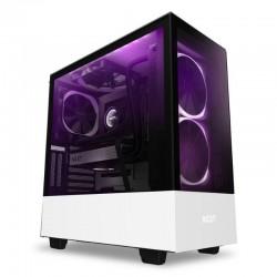 NZXT PC skrinka H510 ELITE, ATX, průhledné čelo a bok, USB 3.0,...