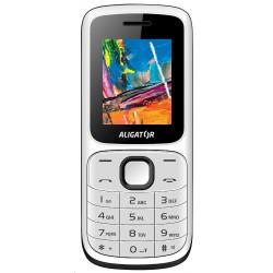 Aligator D210 Dual SIM, bílo-černý AD210WB