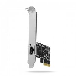 AXAGON PCEE-GRH, PCIe sieťová karta - 1x Gigabit Ethernet port...