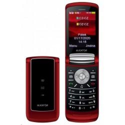 Aligator DV800 Dual SIM, červená ADV800R