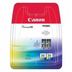 Canon originál ink CLI36 Twin, color, 1511B018, Canon Pixma Mini 260