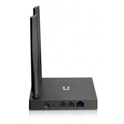 Netis N4 AC1200 AP/Router, 2x LAN, 1x WAN, 802.11b/g/n/ac, 2.4GHz...