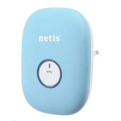Netis E1 - blue Wifi N 300Mbps Range Extender, 802.11b/g/n, 2,4...