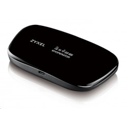 Zyxel WAH7601 Přenosný modem/router 4G LTE, Wireless N300 wi-fi ,...