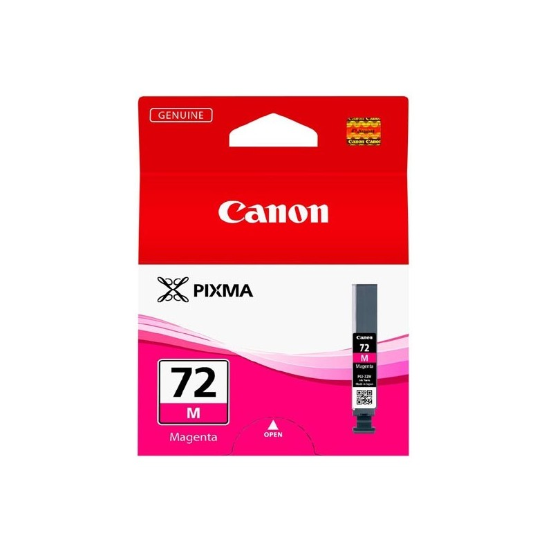 Canon originál ink PGI72PM, photo magenta, 14ml, 6408B001, Canon Pixma PRO-10