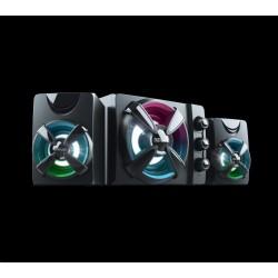 TRUST herní Reproduktory ZIVA RGB 2.1 GAMING SPEAKER SET 23644