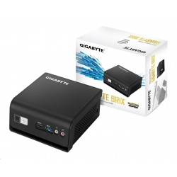 GIGABYTE BRIX GGB-BLCE-4000RC mini pc, Intel N4000,1xSO-DIMM DDR4...