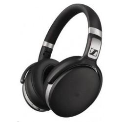 SENNHEISER HD 450B BT black (černá) bezdrátová sluchátka typ mušle...