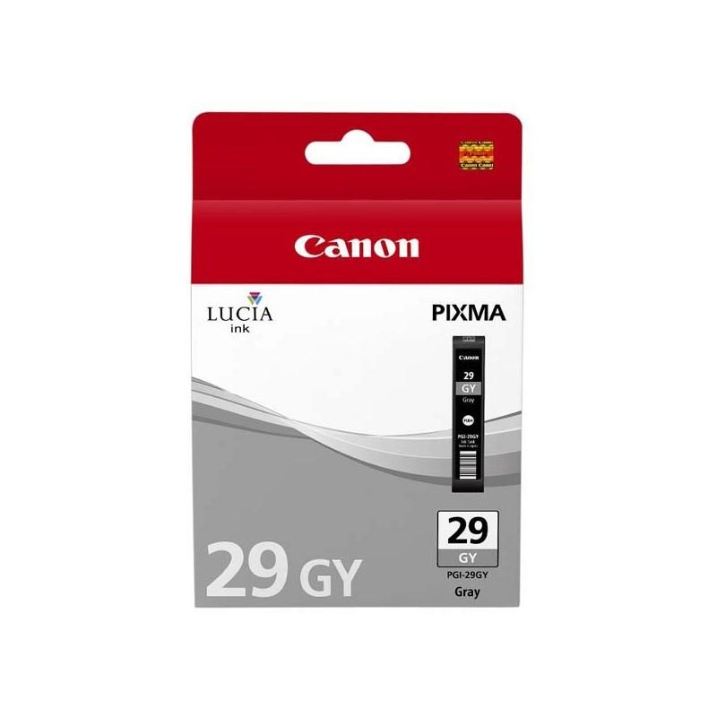 Canon originál ink PGI29Grey, grey, 4871B001, Canon PIXMA Pro 1