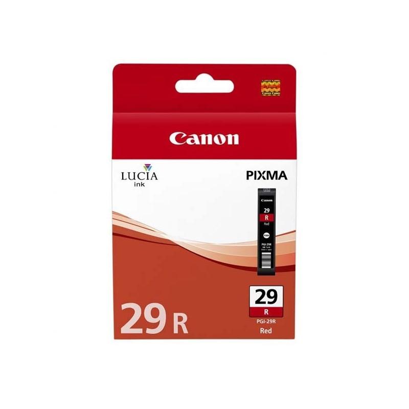 Canon originál ink PGI29R, red, 4878B001, Canon PIXMA Pro 1