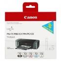 Canon originál ink PGI72, PBK/GY/PM/PC/CO, 6403B007, Canon PIXMA Pro-10