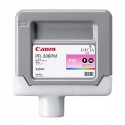 Canon originál ink PFI306PM, photo magenta, 330ml, 6662B001, Canon iPF-8300, 8400, 9400