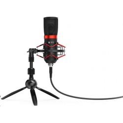 SPC Gear mikrofon SM950T Streaming microphone / USB / tripod / mute...