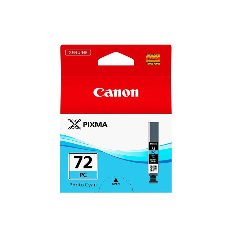 Canon originál ink PGI72PC, photo cyan, 14ml, 6407B001, Canon Pixma PRO-10