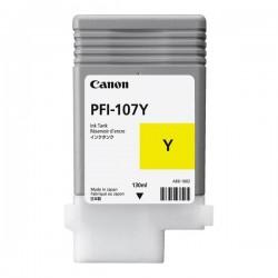 Canon originál ink PFI107Y, yellow, 130ml, 6708B001, Canon iPF-680,...