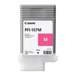 Canon originál ink PFI107M, magenta, 130ml, 6707B001, Canon...