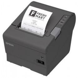 EPSON TM-T88V pokladní tiskárna, USB  paral., tmavá, bez zdroje...