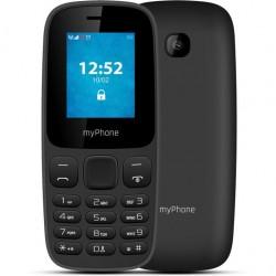 MYPHONE 3330, Mobilný telefón Čierny TELMY3330BK