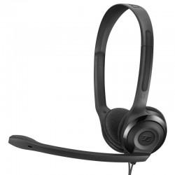 SENNHEISER slúchadlá PC 5 CHAT black 508328