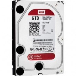 HDD WD Red 6TB SATA3 64MB WD60EFRX