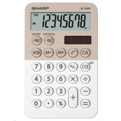SHARP kalkulačka - EL760RBLA - Stolní kalkulátor SH-EL760RBLA