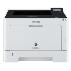 EPSON tiskárna laserová čb WorkForce AL-M320DN,A4,40ppm,1GB,USB...
