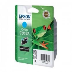 Epson originál ink C13T054240, cyan, 400str., 13ml, Epson Stylus Photo R800, R1800 C13T05424010