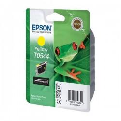 Epson originál ink C13T054440, yellow, 400str., 13ml, Epson Stylus Photo R800, R1800 C13T05444010
