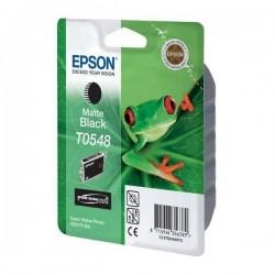 Epson originál ink C13T054840, matte black, 550str., 13ml, Epson Stylus Photo R800, R1800 C13T05484010