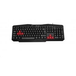 TRACER klávesnice GAMEZONE Shinook X, herní, drátová, USB, CZ,...