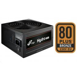 Fortron zdroj 500W HYDRO PRO 500 Bulk, 230V, 80PLUS Bronze, Single...