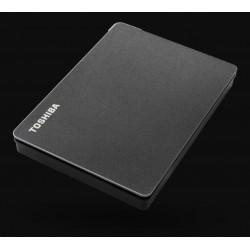 "TOSHIBA HDD CANVIO GAMING 1TB, 2,5"", USB 3.2 Gen 1, černá / black..."