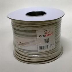 Gembird LAN kábel CAT5e, FTP, CCA vodiče, 100 m, šedý FPC-5004E-L/100