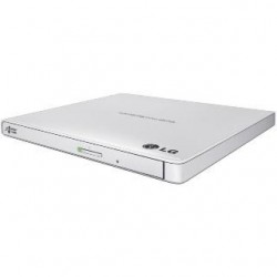 DVD RW LG GP57EW40 EXT white slim