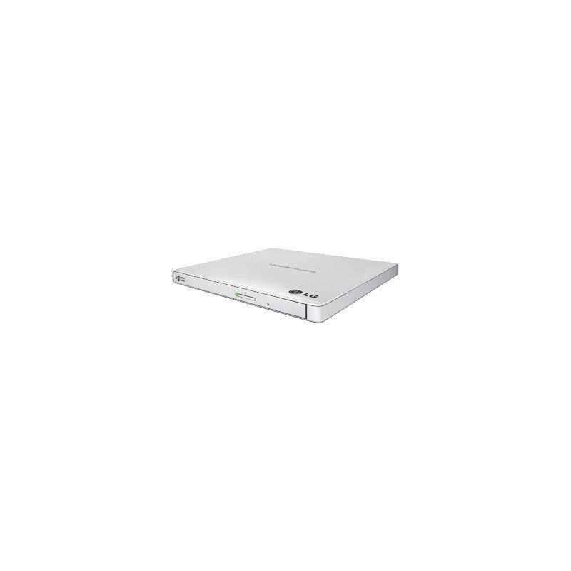 DVD RW LG GP57EW40 EXT white slim