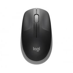 Logitech® M190 Full-size wireless mouse - MID GREY - EMEA 910-005906