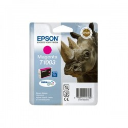 Epson originál ink C13T10034010, magenta, 11,1ml, Epson Stylus Office B40W, BX600FW