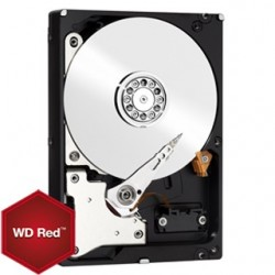 "WD Red NAS 3,5"" HDD 8TB, 128MB Cache, SATA3 WD80EFZX"