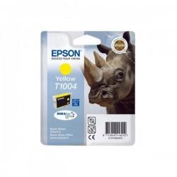 Epson originál ink C13T10044010, yellow, 11,1ml, Epson Stylus Office B40W, BX600FW