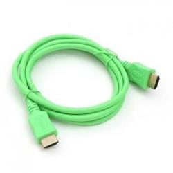 OMEGA KABEL HDMI v.1.4 bulk zelený 1.5m OCHB41G