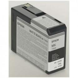 Epson originál ink C13T580800, matte black, 80ml, Epson Stylus Pro 3800