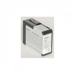 Epson originál ink C13T580900, light light black, 80ml, Epson Stylus Pro 3800