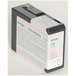 Epson originál ink C13T580600, light magenta, 80ml, Epson Stylus Pro 3800