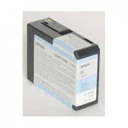 Epson originál ink C13T580500, light cyan, 80ml, Epson Stylus Pro 3800