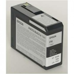Epson originál ink C13T580100, photo black, 80ml, Epson Stylus Pro 3800