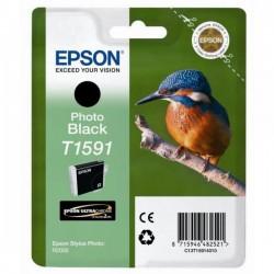 Epson originál ink C13T15914010, photo black, 17ml, Epson Stylus Photo R2000