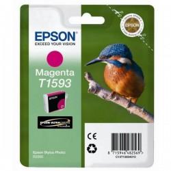 Epson originál ink C13T15934010, magenta, 17ml, Epson Stylus Photo R2000