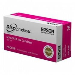 Epson originál ink C13S020450, magenta, PJIC4, Epson PP-100