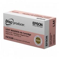 Epson originál ink C13S020449, light magenta, PJIC3, Epson PP-100